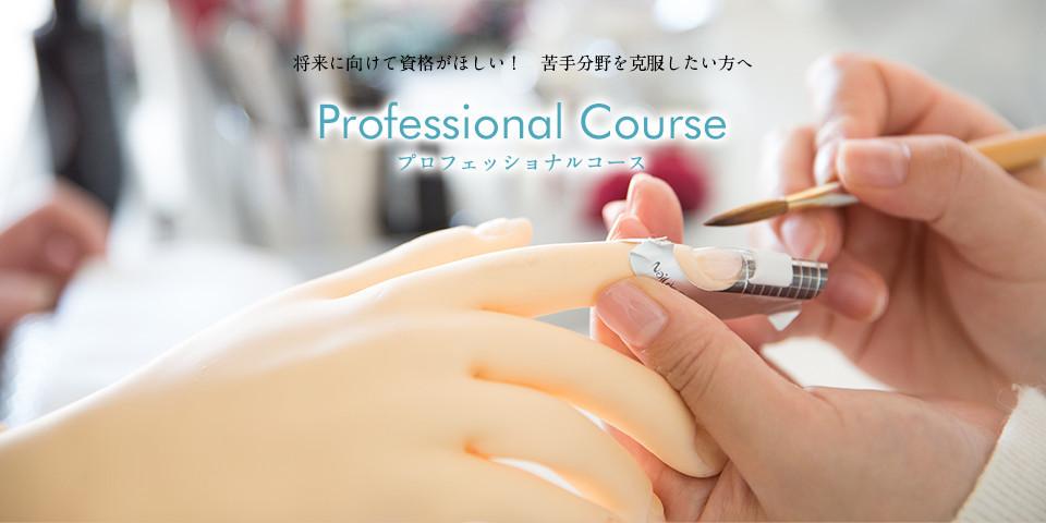 将来に向けて資格がほしい! 苦手分野を克服したい方へ プロフェッショナルコース